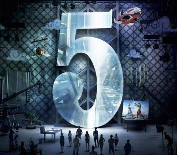 Adobe CS5 Launch