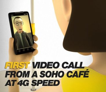 Sprint EVO 4G